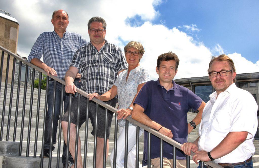 Vorstand Old Time Jazzclub Meilen